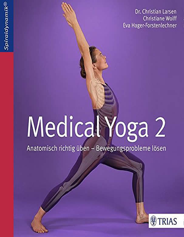 Fotostudio fuer Frauen - neues Buch - MEDICAL YOGA 2 - © www.claudialarsen.com